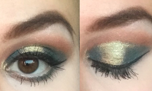 Moroccan Spice Palette look image
