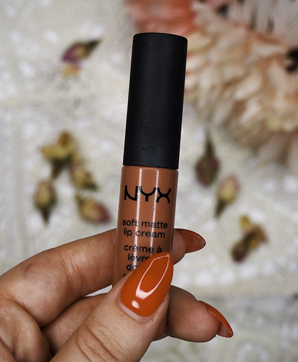 NYX Professional Makeup Soft Matte Lip Cream in Cannes image