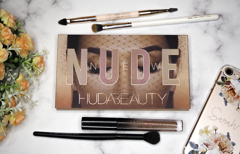 Huda Beauty The New Nude Eyeshadow Palette image