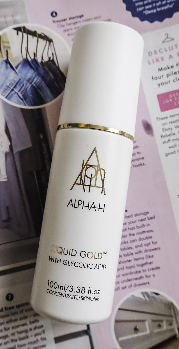 Alpha-H Liquid Gold image