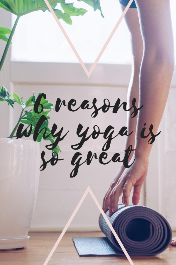 6 reasons why yoga is so great image