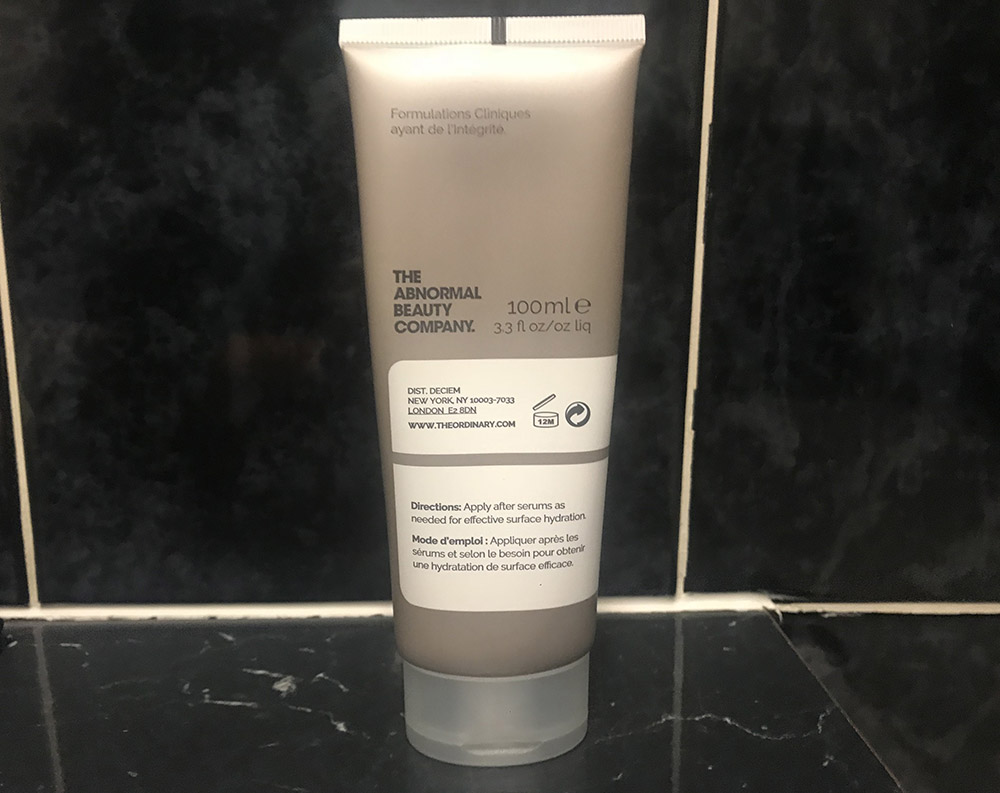 The Ordinary Natural Moisturizing Factors + HA image