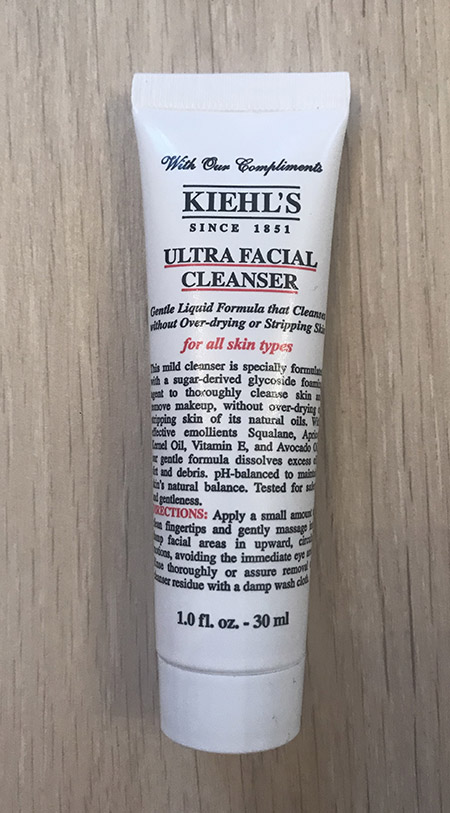 Kiehl's Ultra Facial Cleanser image