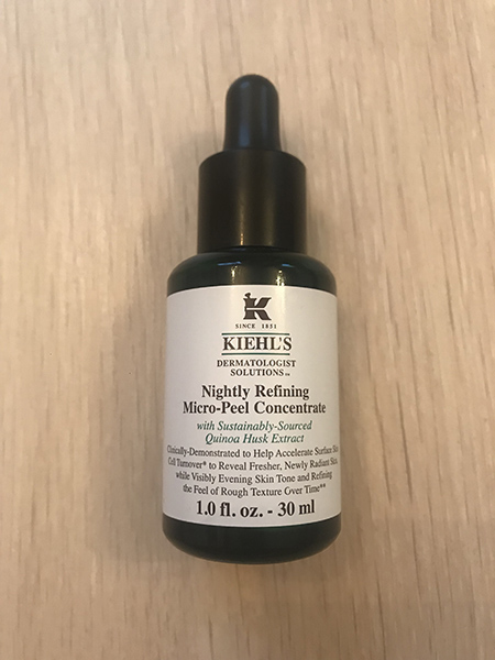 Kiehl's Nightly Refining Micro-Peel Concentrate image