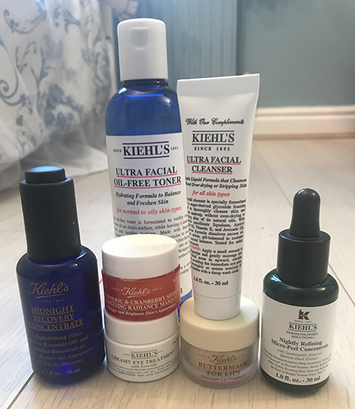 Kiehl's products image