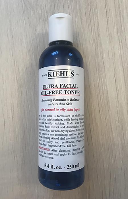 Kiehl's Facial Oil-Free Toner image