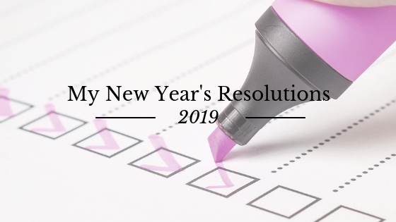 New Year's Resolutions image