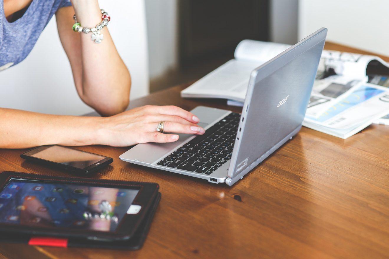 blogging image