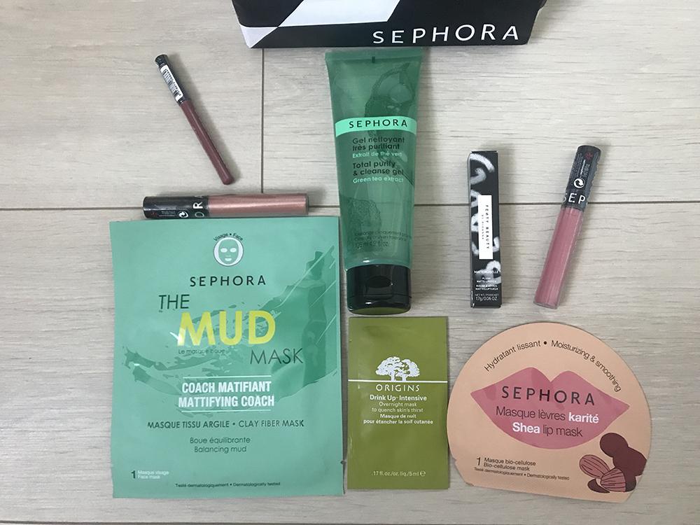 Sephora haul image