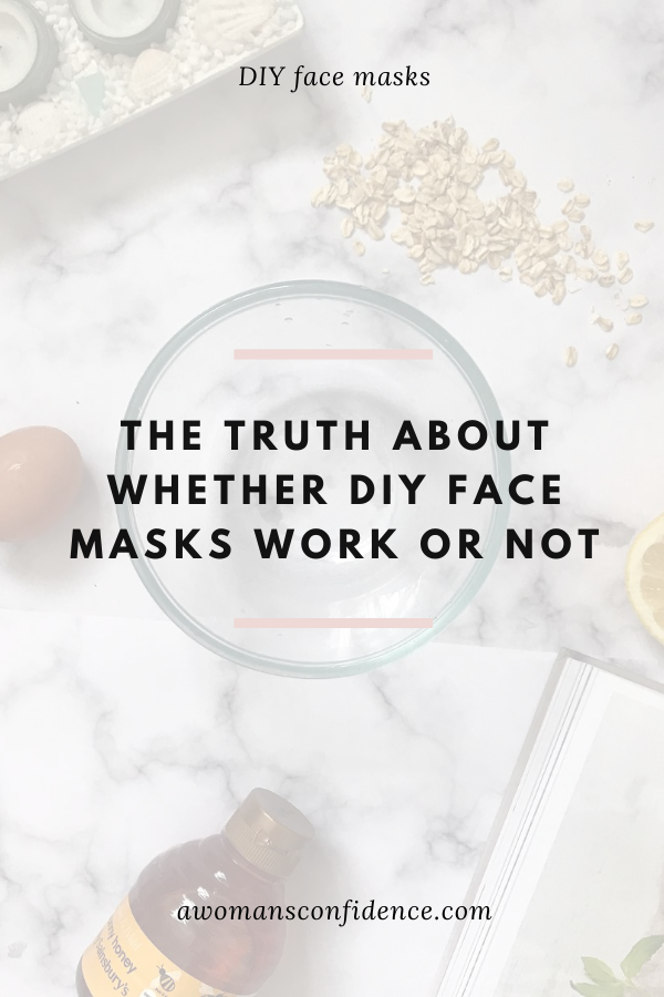 Do DIY face masks work? image