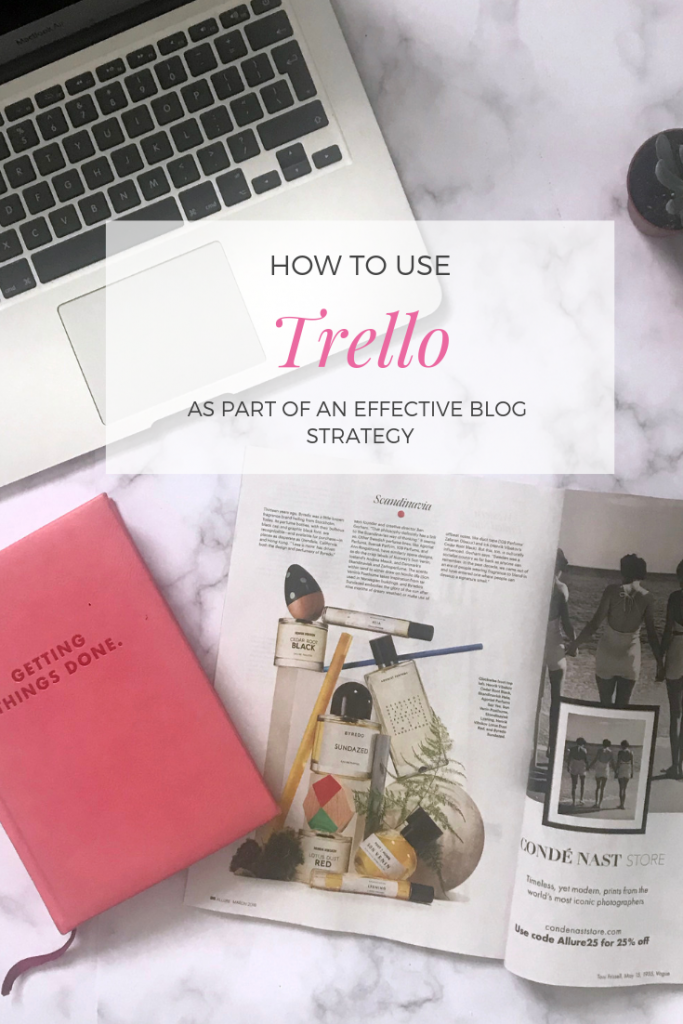 How to use Trello as part of an effective blog strategy image