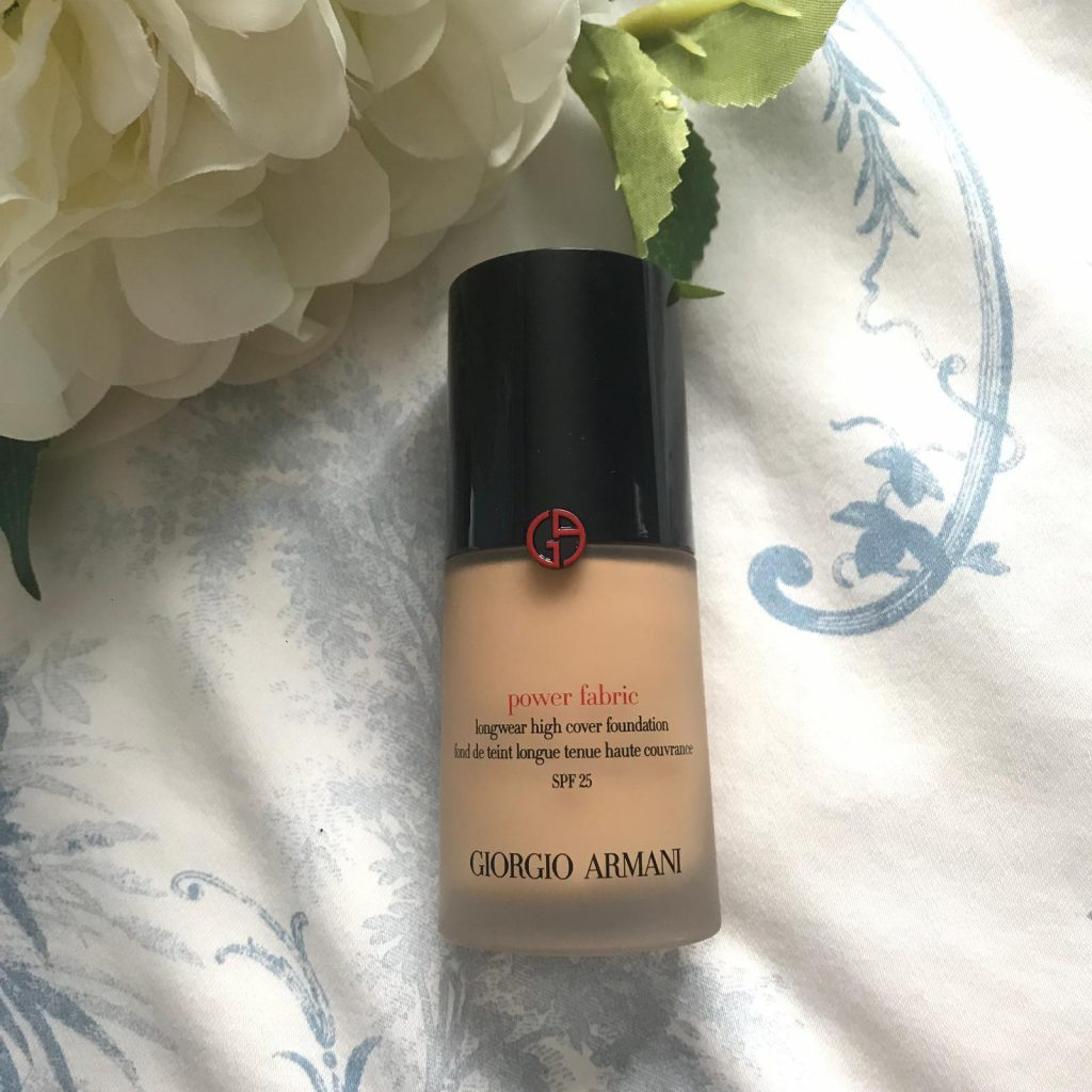 Giorgio Armani Power Fabric foundation image