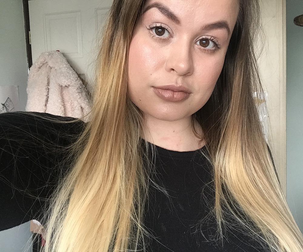 Yoga skin makeup look image
