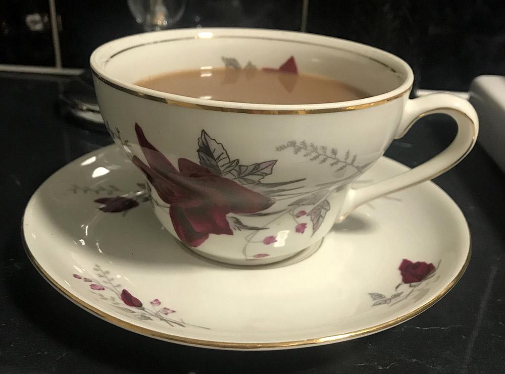 yogie tea image