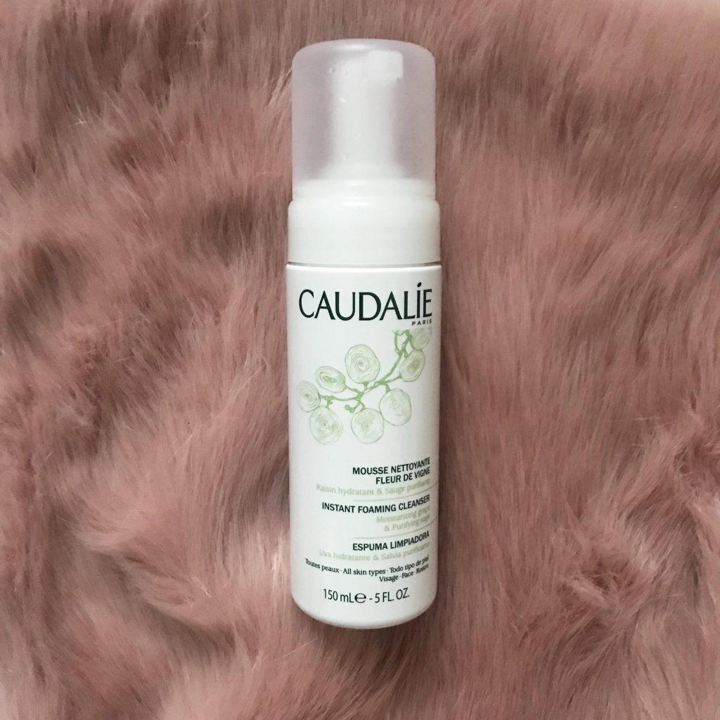 Caudalie Instant Foaming Cleanser image