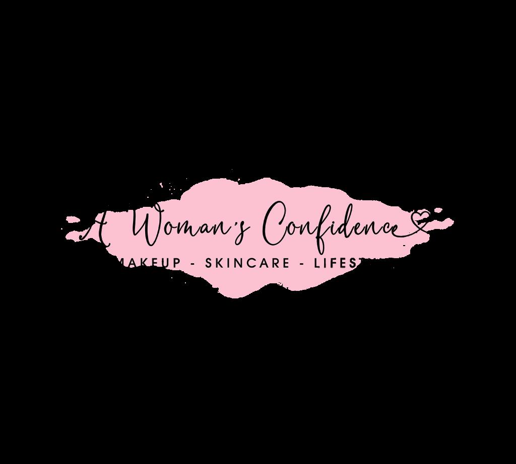 A Woman's Confidence logo