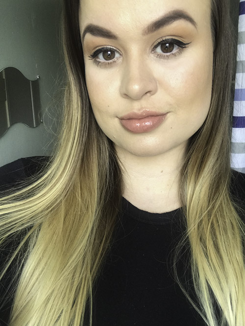 everyday makeup look image