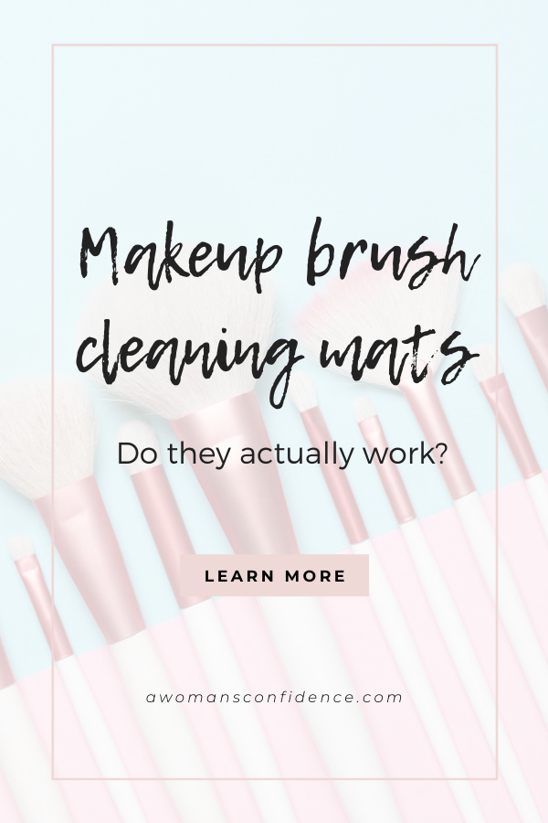Should you invest in a makeup brush cleaning mat image