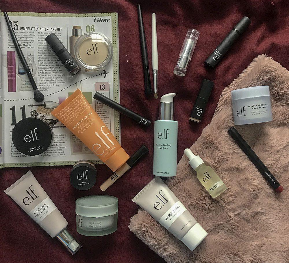 e.l.f. Cosmetics haul image