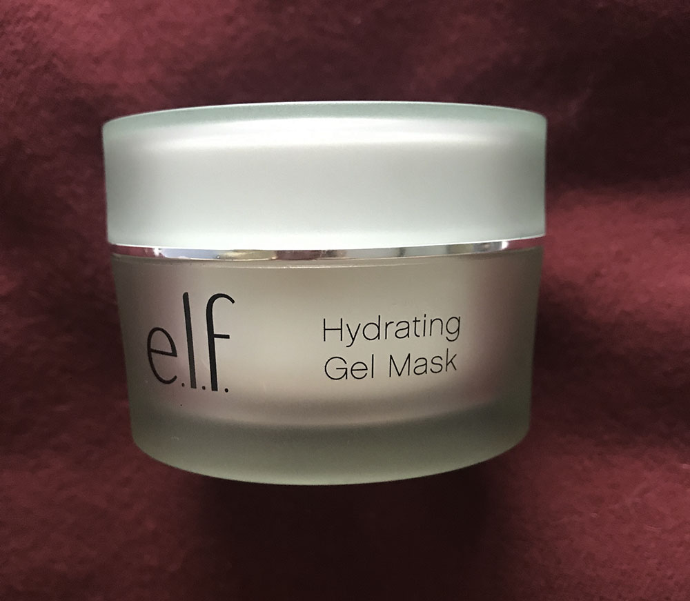e.l.f. Hydrating Gel Mask image