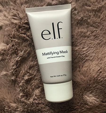 e.l.f. Mattifying Clay Mask image
