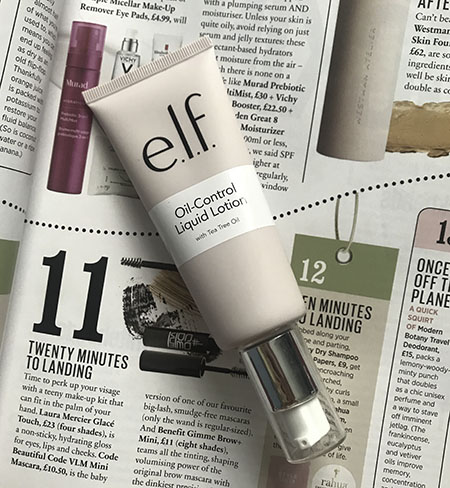 e.l.f. Oil Control Liquid Lotion image