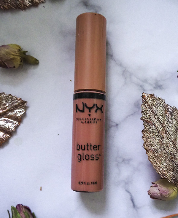 NYX Butter Gloss in Creme Brulee image
