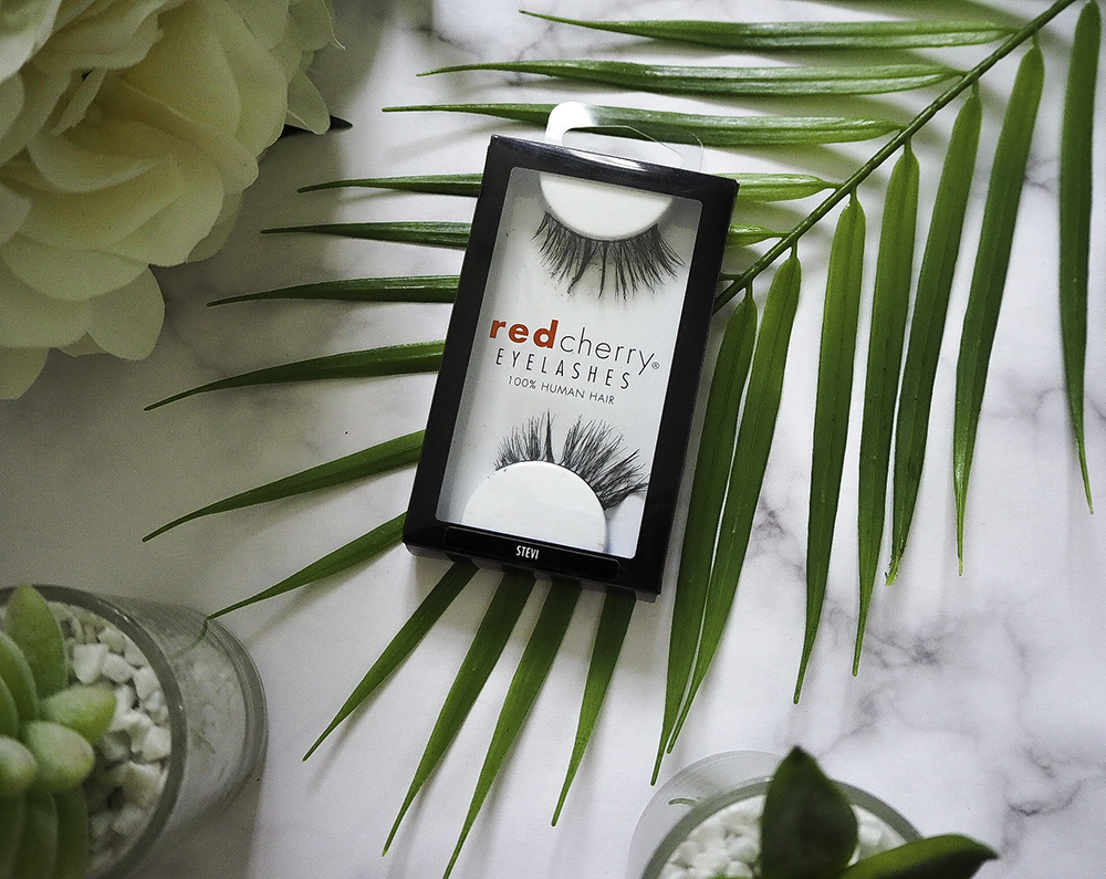 Red Cherry Lashes in #43 (Stevi) image