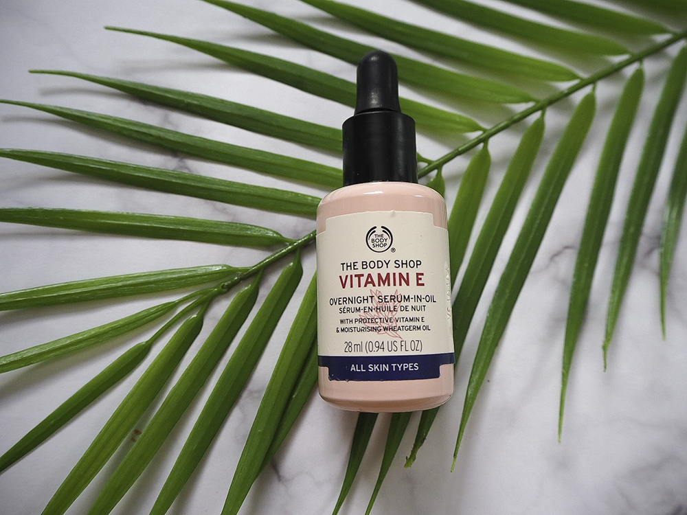 The Body Shop Vitamin E Overnight Serum-In-Oil image