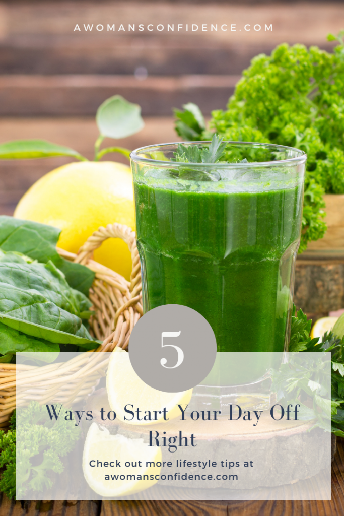 5 ways to start your day off right image