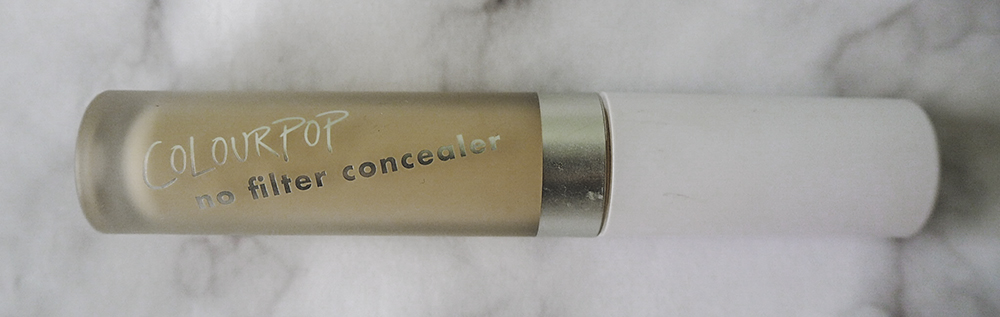 Colourpop No Filter Matte Concealer image