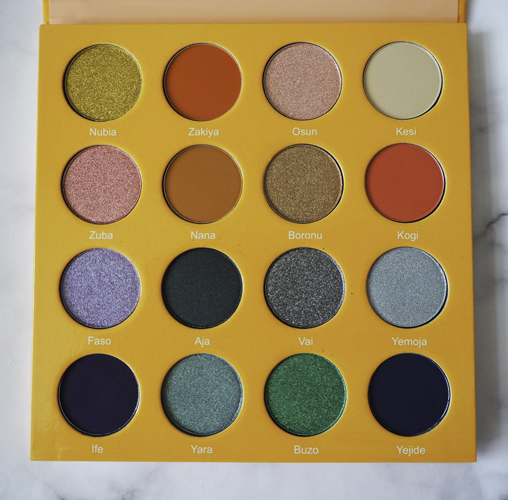Juvia's Place Magic Mini Palette image
