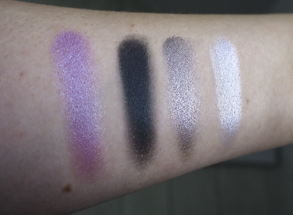 Juvia's Place Magic Mini Palette swatches image