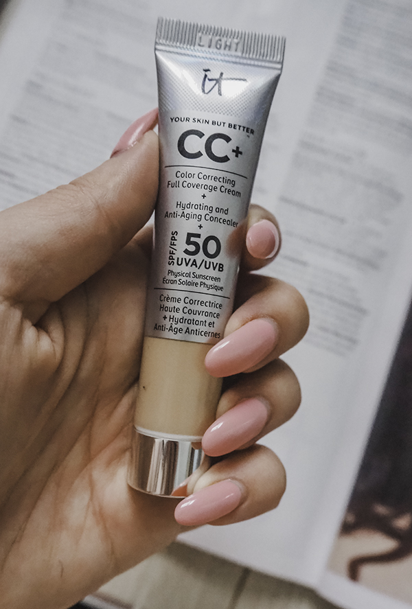 It Cosmetics Your Skin But Better CC+ Cream with SPF 50+ in Light image