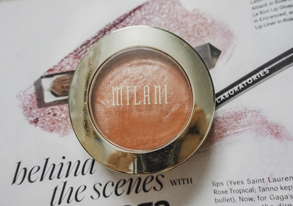 Milani Baked Blush in Luminoso image