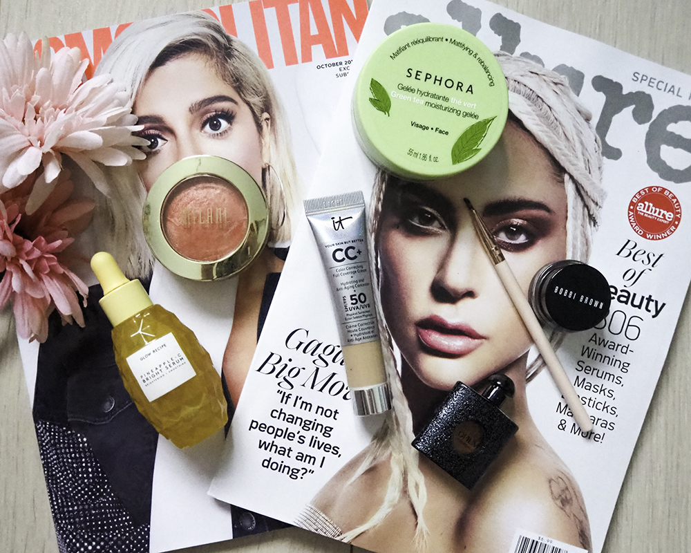 September beauty faves image