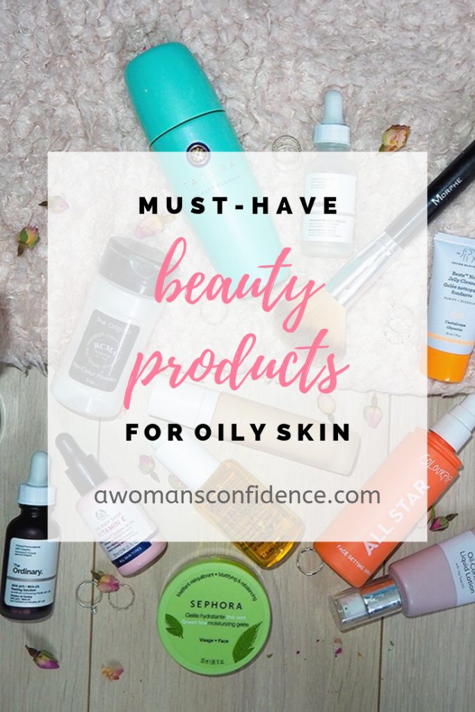 Must-have beauty products for oily skin