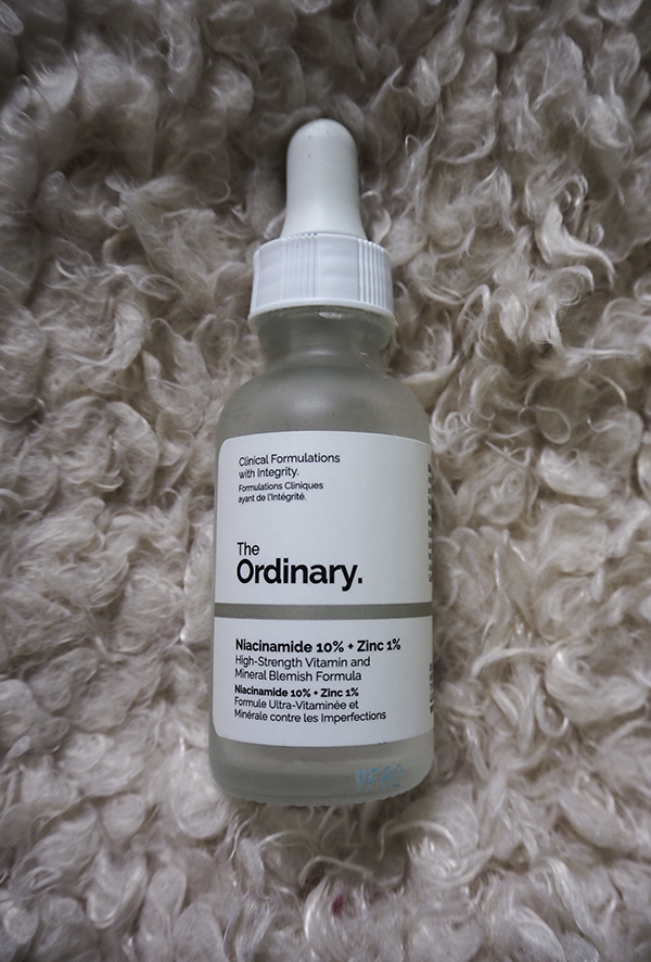 The Ordinary Niacinamide Serum image
