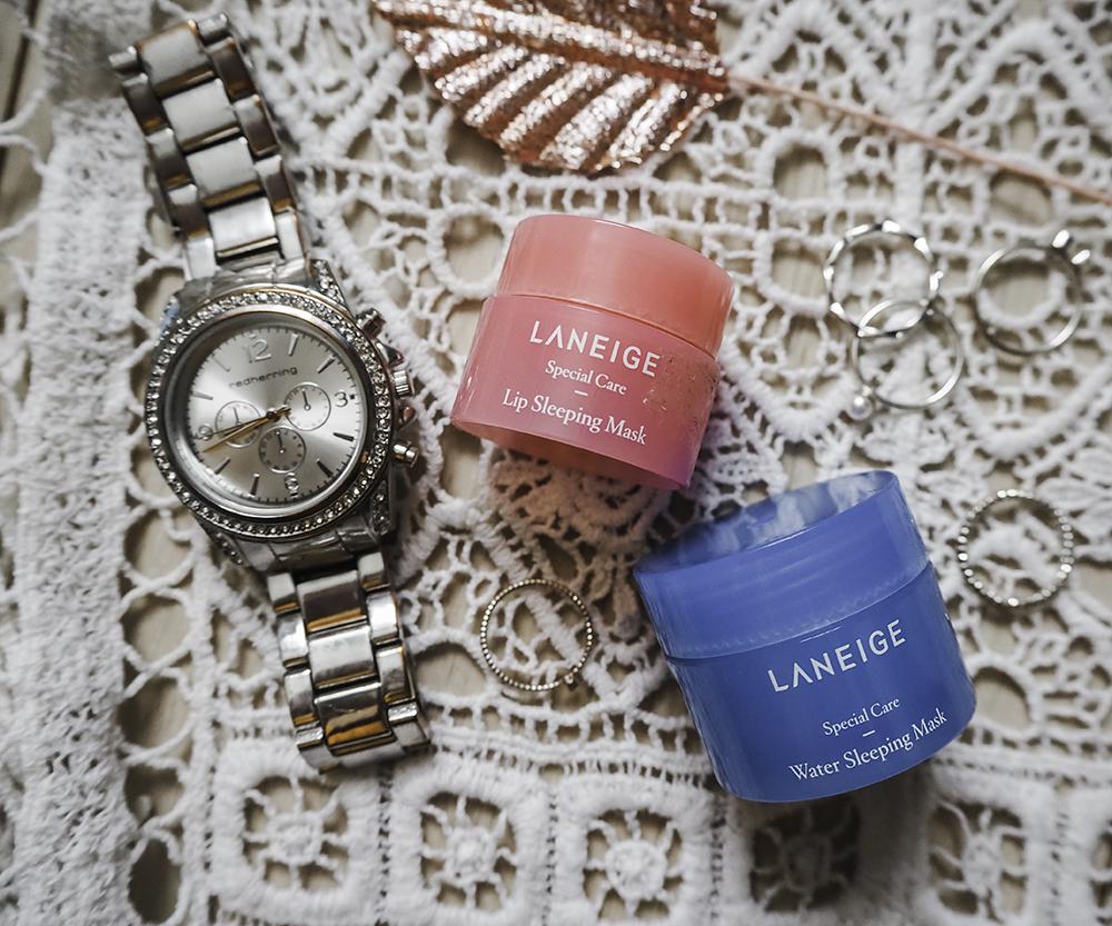 Laneige skincare products image