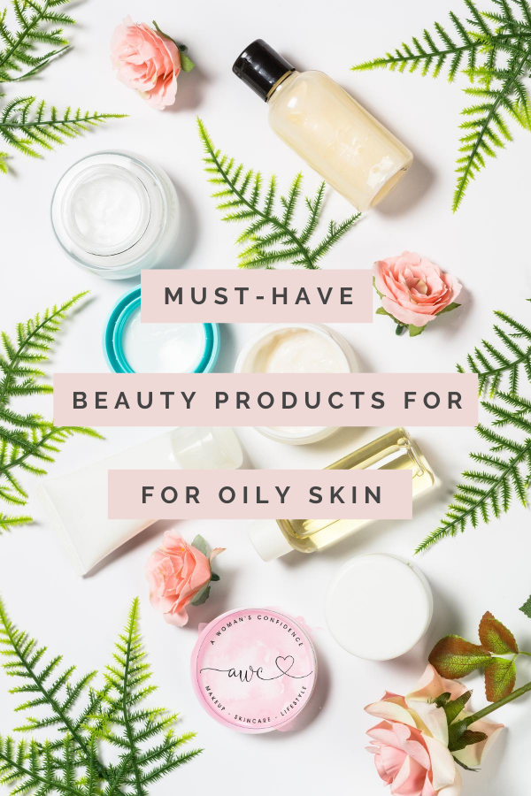 Must-have beauty products for oily skin image