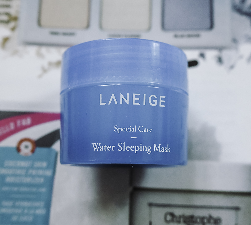 Laneige Water Sleeping Mask image