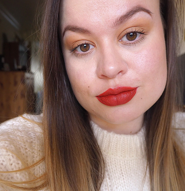 French makeup look image