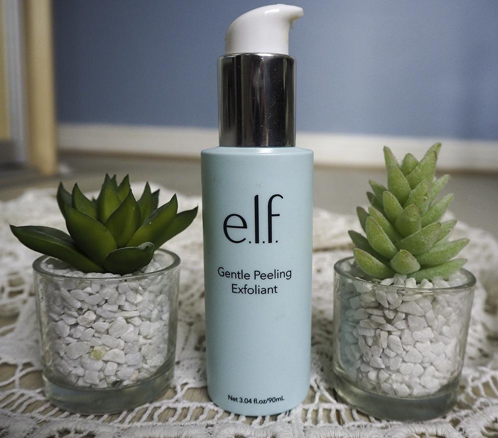 e.l.f. Cosmetics Gentle Peeling Exfoliant image