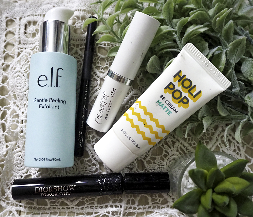 Beauty products image