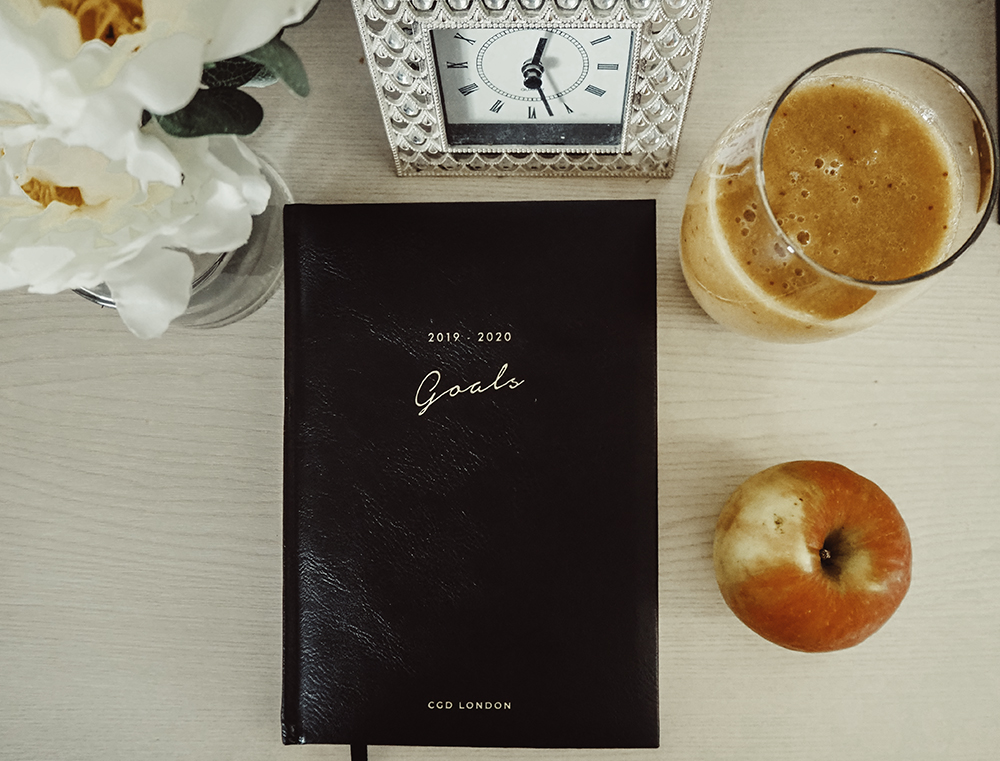 CGD London 2019-2020 Goals Diary image