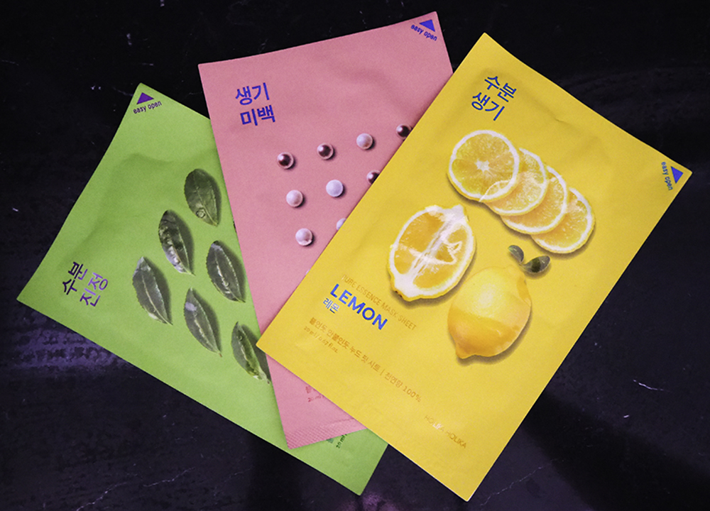 Holika Holika sheet masks image