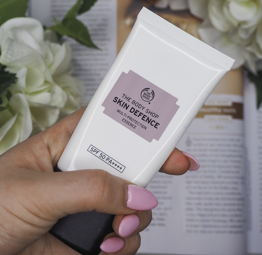 The Body Shop Skin Defence Multi-Protection Essence SPF50 image