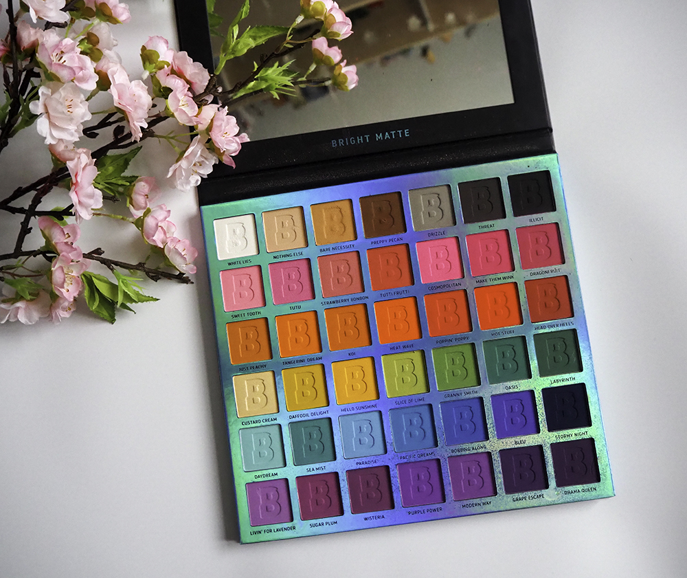 Beauty Bay EYN Bright Matte 42 Colour Palette image