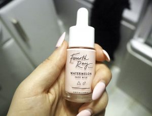 Fourth Ray Beauty Watermelon Face Milk image