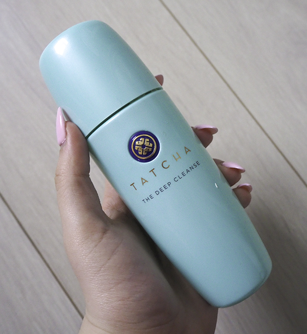 Tatcha gel cleanser image